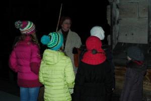 Impression von der Kinder-Hexen-Rallye
